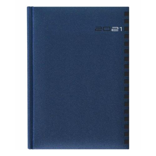 Ημερολόγιο 2021 17x24 εβδομαδιαίο Astro μπλε
