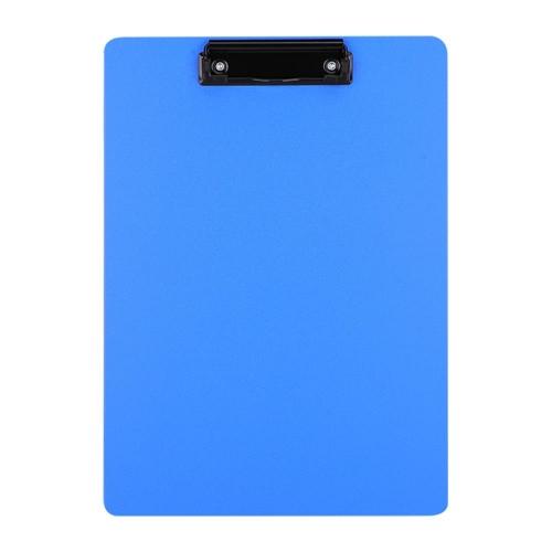 Ντοσιέ πιάστρα Α4 μονό PP μπλε