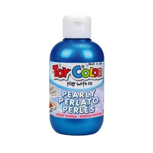 Τέμπερα Toy Color 250ml pearl blue
