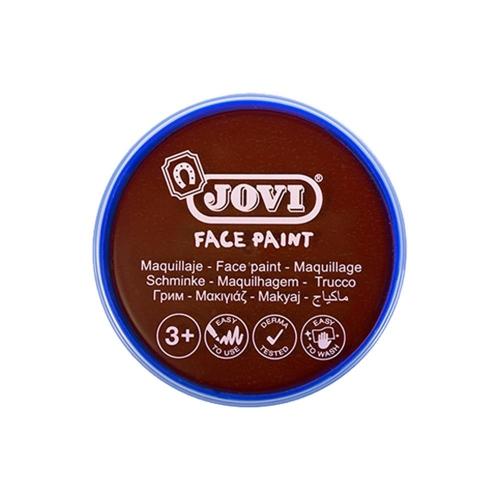 Χρώμα Face Painting Jovi 20 ml καφέ