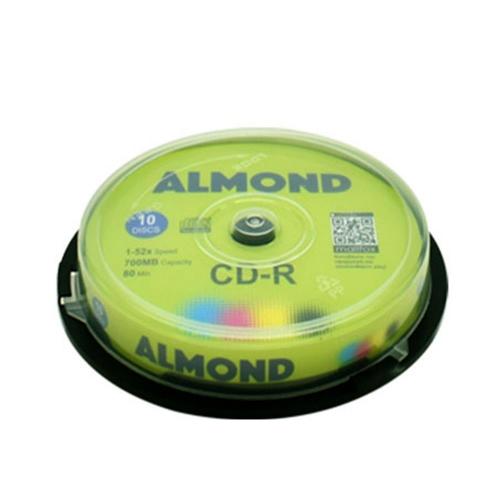 Cd-r Almond πομπίνα 10 τεμ.