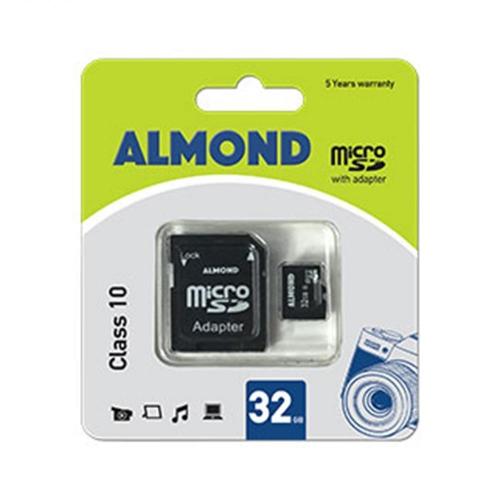 Κάρτα μνήμης mirco sd Almond 32GB