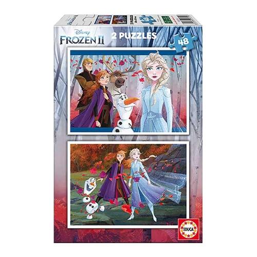 Παζλ Educa Frozen Licensed 96 κομ.