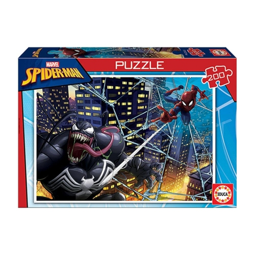 Παζλ Educa Spider Man 200 κομ.