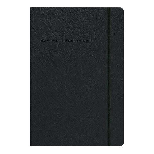 Ημερολόγιο 2021 Flexbook 17x24 softline μαύρο