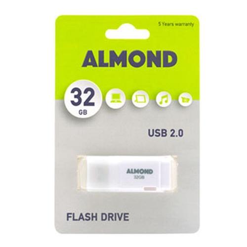 Usb Almond 32GB Prime λευκό