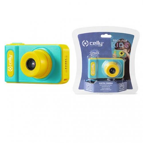 Φωτογραφική μηχανή Celly μπλε