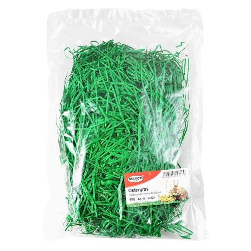 Χόρτο χάρτινο πράσινο 40gr Meyco 22420