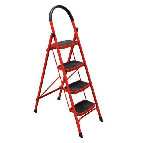 Σκάλα σιδερένια με 4 σκαλοπάτια 142 cm