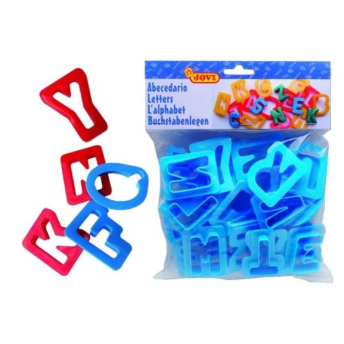 Εργαλεία πλαστελίνης γράμματα Jovi σετ 26 τεμ