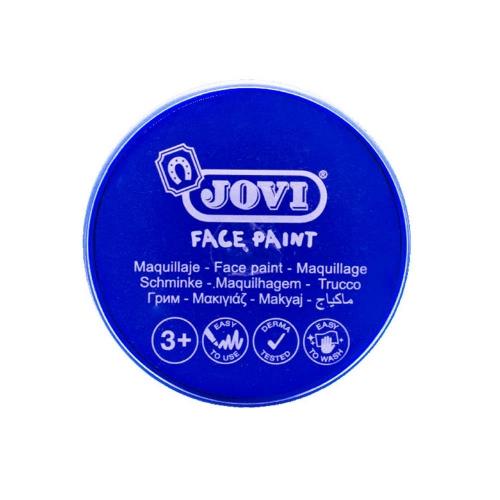 Χρώμα Face Painting Jovi 20 ml μπλε