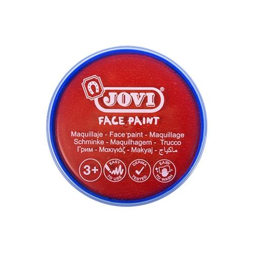 Χρώμα Face Painting Jovi 20 ml κόκκινο