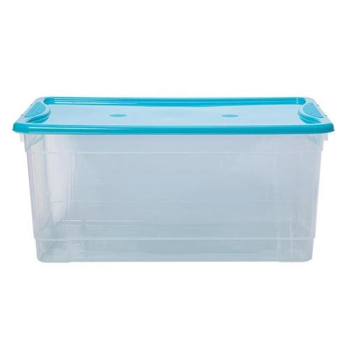 Kουτί αποθήκευσης 45 λίτρα 26x40x59 cm