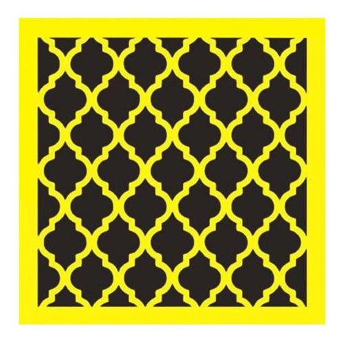 Στένσιλ πλαστικό Next 16x16 μοτίβο ST0028
