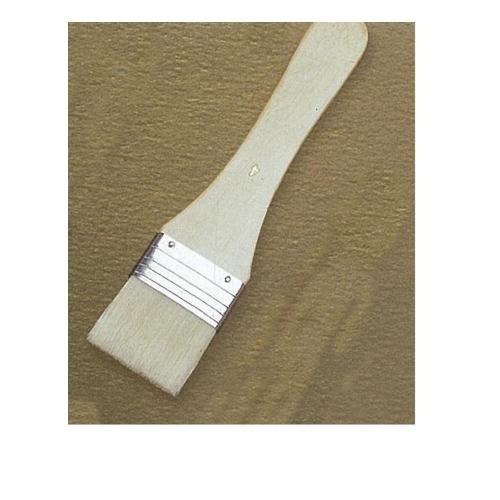 Πινέλο σπατουάρ Artmate 60 mm πλακέ