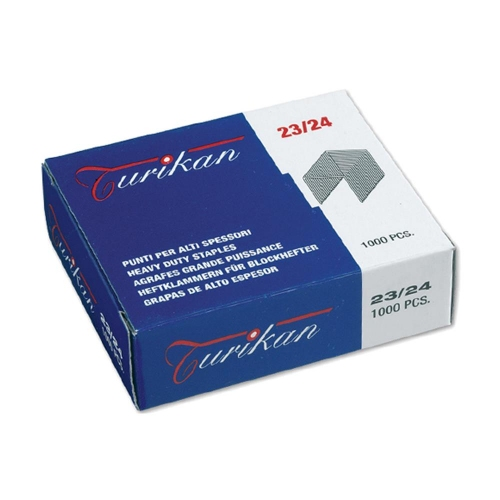 Σύρματα συρραπτικού Turikan 23/24 1000