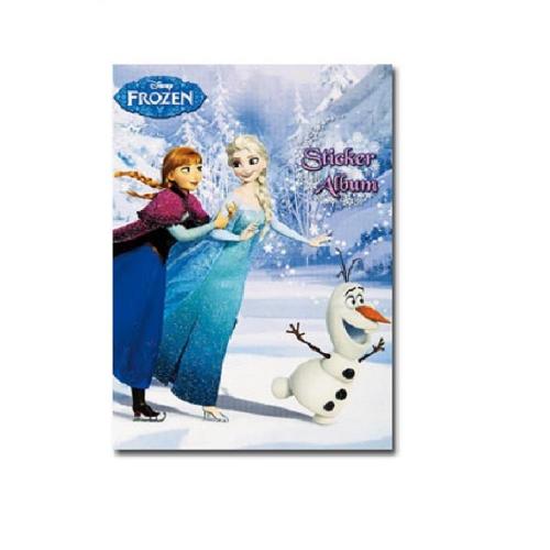 Άλμπουμ για αυτοκόλλητα παιδικά Frozen