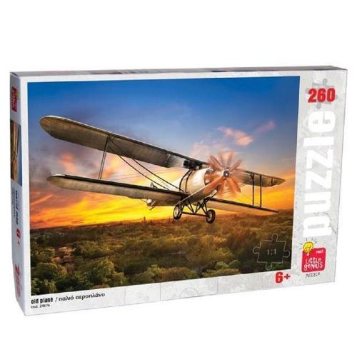 Παζλ Next Αεροπλάνο 28x38 cm 260 κομ.