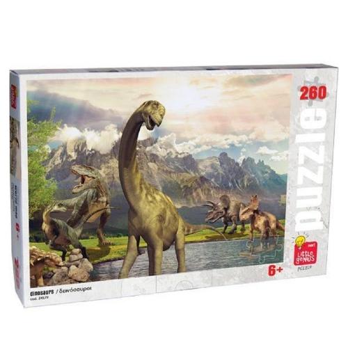 Παζλ Next Δεινόσαυροι 28x38 cm 260 κομ.