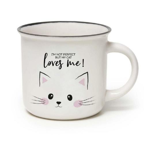Κούπα καπουτσίνο Legami CUP0014 Cat