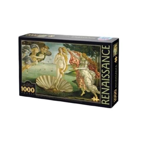 Παζλ D-Toys Botticelli Naissance De Venus 68x47cm 1000 κομ.