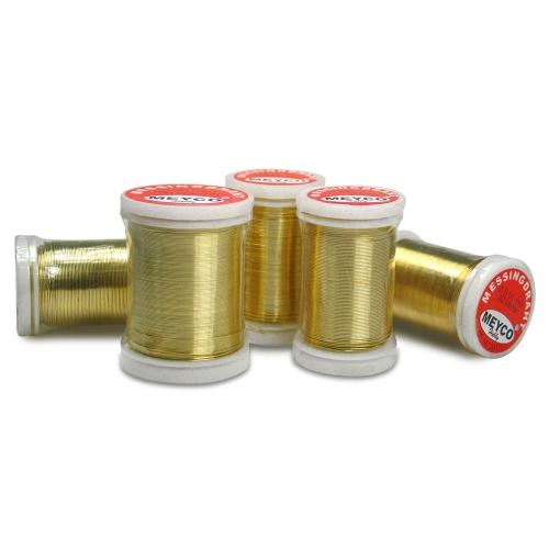 Σύρμα Meyco χρυσό 0,40mmx20m 28150