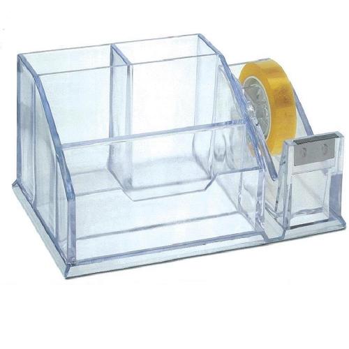Μολυβοθήκη Ark διάφανη πλαστική
