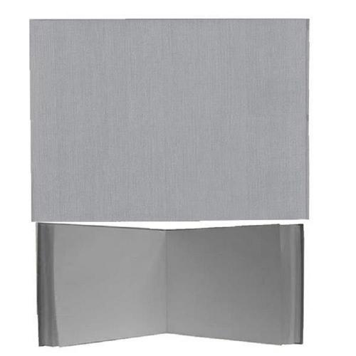 Βιβλίο ευχών εντυπώσεων λευκό Α4 80 φύλλα λευκά 120gr