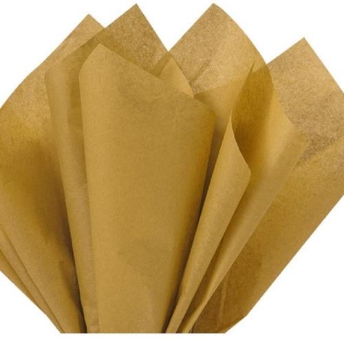 Χαρτί αφής 50x70 χρυσό 1φ