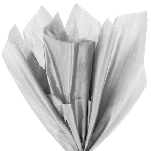 Χαρτί αφής 50x70 ασημί 1φ