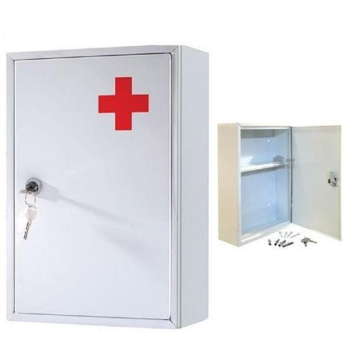 Κουτί μεταλλικό Φαρμακείου 32x21,5x8 cm