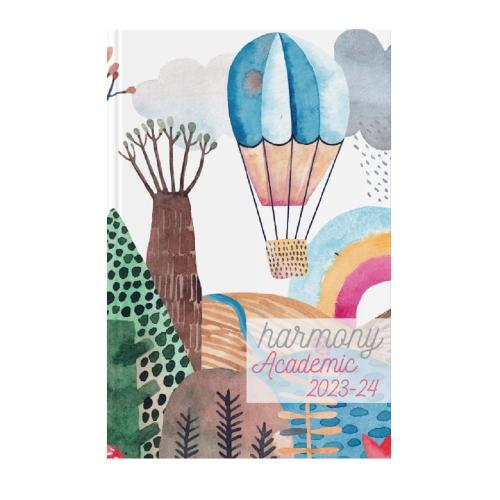 Ημερολόγιο ακαδημαϊκό 14x21 εβδομ. fama Frida 2022