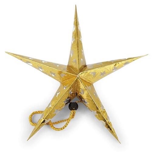 Αστέρι χρυσό Efco πτυσσόμενο