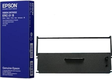 Ribbon Epson C43S015369 ERC-31B Black