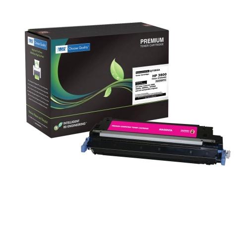MSE HP Toner Laser LJ 3800 Magenta 6K Pgs