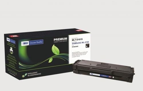 MSE Samsung Laser Toner and Drum MLT-D101S Black 1.5k
