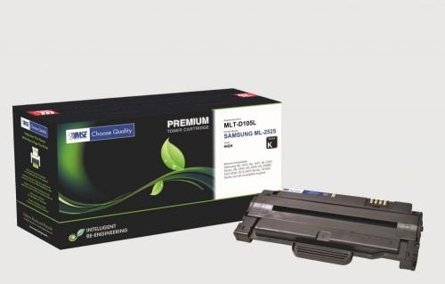 MSE Samsung Laser Toner MLT-D1052L Black 2.5k