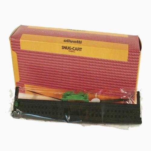 Ribbon Olivetti B0375 Black - 5pcs - 3.5Mio signs