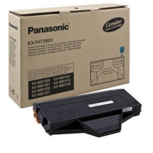 Toner Fax Panasonic KX-FAT390X 1.5K Pgs
