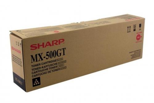 Toner Copier Sharp MX-500GT Black - 40k Pages