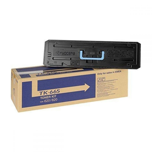 Toner Copier Kyocera TK-665  Black  -  55K Pgs