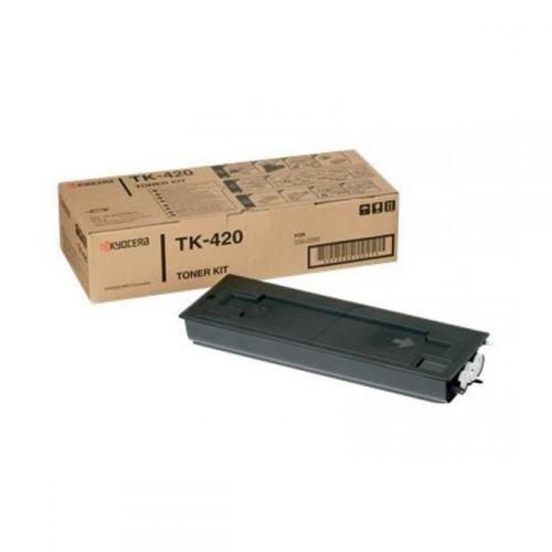 Toner Copier Kyocera TK-420 Black - 15K Pgs