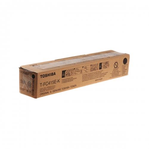 Toshiba toner cartridge T-FC415EK black 38,4K pgs