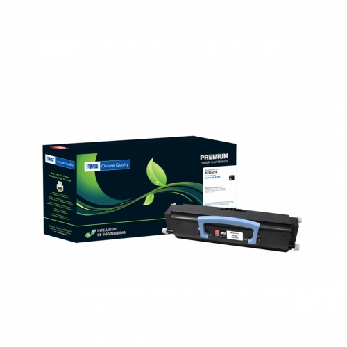 MSE Lexmark Toner Laser E250A21E  Black 3,5K Pgs
