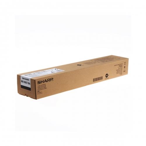 Sharp toner cartridge MX-61GTBA black 40K pgs