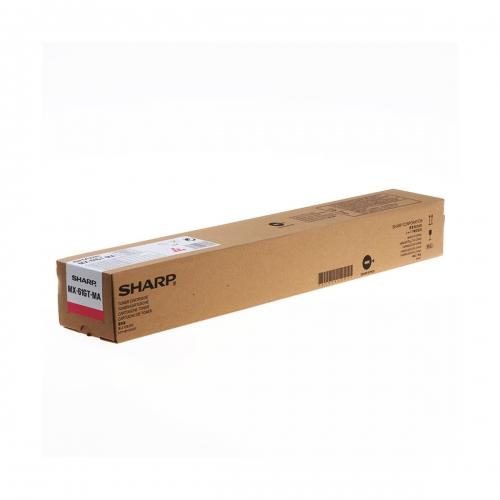 Sharp toner cartridge MX-61GTMA Magenta 24K pgs