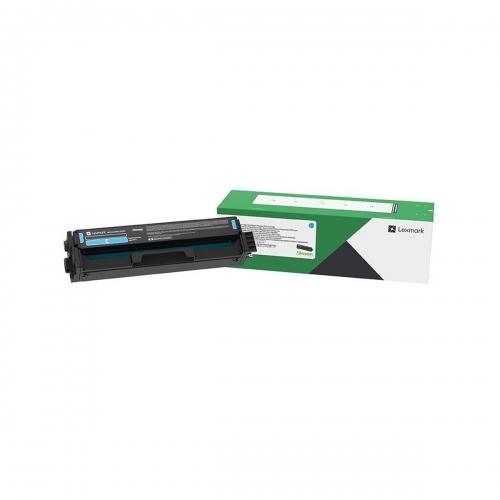 Toner Laser Lexmark 20N2XC0 Extra High Yield Cyan -6.7k Pgs