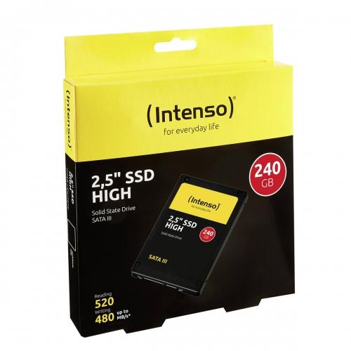 Internal SSD Intenso 240GB 2.5'' SATA III High