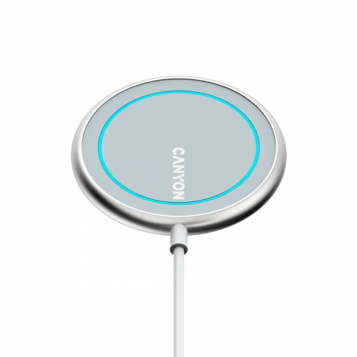 Canyon WS-100 Wireless charger 15W iphone 12 - CNS-WCS100