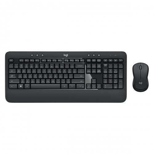 Logitech MK540 Advanced Wireless Combo   Mouse (ENG) (920-008685)